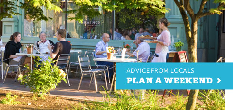 Advice from Locals - Plan a Weekend