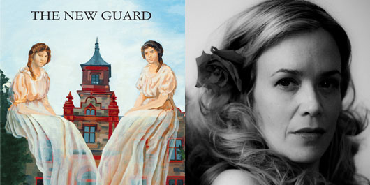 the new guard, literary journal, shanna mcnair editor and publisher, knightsville, south portland, maine